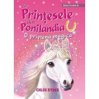 Printesele din Ponilandia. O prietena magica, Chloe Ryder