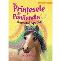 Printesele din Ponilandia. Secretul special, Chloe Ryder