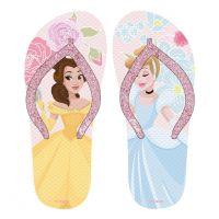 Papuci de plaja cu imprimeu total Disney Princess 26112253