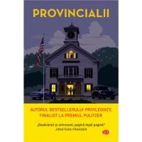 Carte Editura Litera, Provincialii, Jonathan Dee