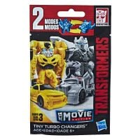 Punguta surpriza Transformers Tiny Turbo Changers
