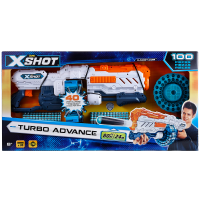 Pusca X-Shot Excel Turbo Advance 36136