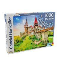 Puzzle Noriel Peisaje din Romania - Castelul Huniazilor (1000 piese)