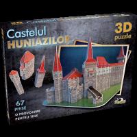 Puzzle 3D - Castelul Huniazilor NOR3522_1