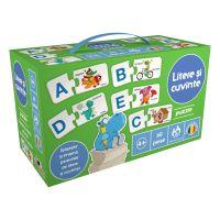 Puzzle Noriel - Litere si cuvinte NOR3829_001