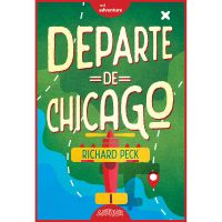 PX004_001w Carte Editura Arthur, Departe de Chicago, Richard Peck