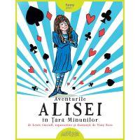 PX015_001 Carte Editura Arthur - Aventurile Alisei in tara minunilor