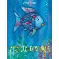 PX060_001w Carte Editura Arthur, Pestele-Curcubeu, Marcus Pfister