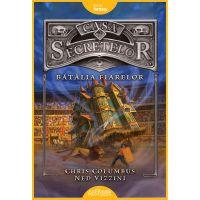 PX090_001w Carte Editura Arthur, Casa secretelor 2. Batalia fiarelor, Columbus, Vizzini