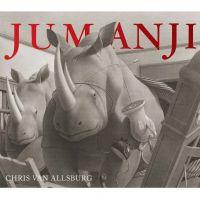 PX100_001w Carte Jumanji, Chris Van Allsburg