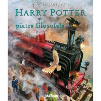 PX1083_001w Carte Editura Arthur, Harry potter si piatra filozofala, J.K. Rowling