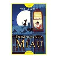 PX112_001w Carte Editura Arthur, Domnisoara Miau, Annie M.G. Schmidt
