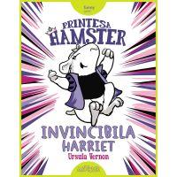 PX1227_001w Carte Editura Arthur, Printesa Hamster. Invincibila Harriet, Ursula Vernon