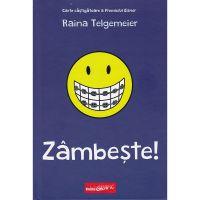 PX1275_001w Carte Editura Arthur, Zambeste!, Raina Telgemeier