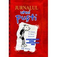 PX1281_001w Carte Editura Arthur, Jurnalul unui pusti 1, editie noua