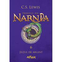 Carte Editura Arthur, Cronicile din Narnia 6, Jiltul de argint, editie noua