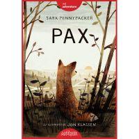 PX130_001w Carte Editura Arthur, Pax, Sara Pennypacker