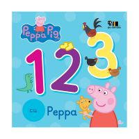 PX131_001w Carte Editura Arthur, 123 cu Peppa