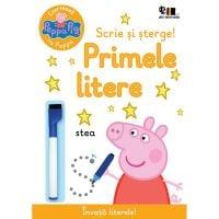 PX137_001w Exerseaza cu Peppa Pig, Scrie si sterge primele litere