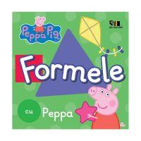 PX139_001w Carte Editura Arthur, Formele cu Peppa