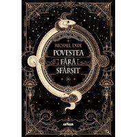 PX1418_Carte Editura Arthur, Povestea fara sfarsit, Michael Ende, editie noua