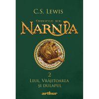 PX1573_001w Cronicile din Narnia 2, Leul, vrajitoarea si dulapul, C.S. Lewis