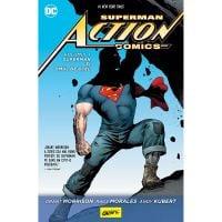 PX169_001w Carte Editura Arthur, Superman action comics 1: Superman si omul de otel, Grant Morrison, Rags Morales, Andy Kubert