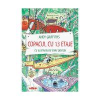 PX171_001 Carte Editura Arthur, Copacul cu 13 etaje, Andy Griffiths