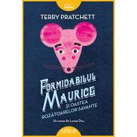 PX173_001w Carte Editura Arthur, Formidabilul Maurice si oastea rozatoarelor savante, Terry Pratchett