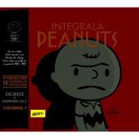 PX189_001w Carte Editura Arthur, Integrala Peanuts, Vol. I, Charles M. Schulz