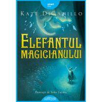 PX212_001w Carte Editura Arthur, Elefantul magicianului, Kate DiCamillo