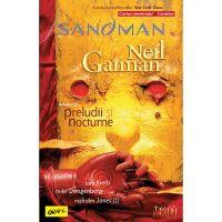 PX225_001w Carte Editura Arthur, Sandman 1. Preludii si nocturne, Neil Gaiman