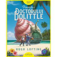 PX233_001w Carte Editura Arthur, Povestea Doctorului Dolittle, Hugh Lofting