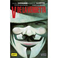 PX266_001w Carte Editura Arthur, V de la Vendetta, Alan Moore, David Lloyd
