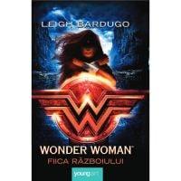 PX304_001w Carte Editura Arthur, Wonder Woman. Fiica razboiului, Leigh Bardugo