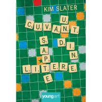 PX326_001w Carte Editura Arthur, Un cuvant din sapte litere, Kim Slater