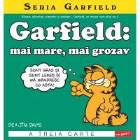 PX333_001w Carte Editura Arthur, Garfield mai mare, mai grozav, Jim Davis