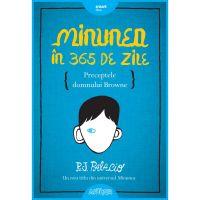 PX342_001 Carte Editura Arthur - Minunea în 365 de zile, R.J. Palacio