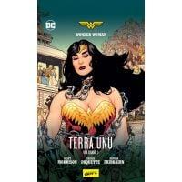 Wonder Woman Vol.1 Terra unu, Grant Morrison