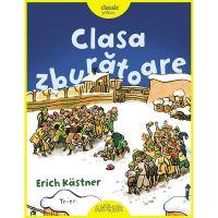 PX374_001w Carte Editura Arthur, Clasa zburatoare, Erich Kastner