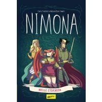 Nimona, Noelle Stevenson