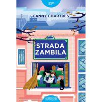 PX380_001w Carte Editura Arthur, Strada Zambila, Fanny Chartres