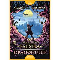 PX426_001w Carte Editura Arthur, Cutremurul mondial 1. Pajistea dragonului, Scarlett Thomas