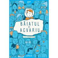 Carte Editura Arthur, Baiatul de acvariu, Lisa Thompson