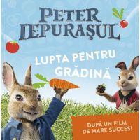 PX487_001w Carte Editura Arthur, Peter Iepurasul. Lupta pentru gradina, Frederick Warne
