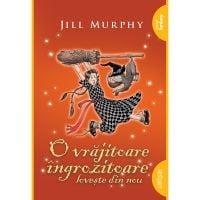 PX522_001w Carte Editura Arthur, O vrajitoare ingrozitoare loveste din nou, Jill Murphy