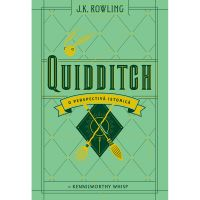 PX598_001w Carte Editura Arthur, Universul Harry Potter Quidditch, o perspectiva istorica, J.K. Rowling, Kennilworthy Whisp