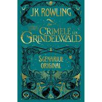 PX648_001w Carte Editura Arthur, Animale fantastice 2. Crimele lui Grindelwald, J.K. Rowling