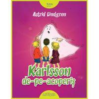 PX734_001w Carte Editura Arthur, Karlsson de-pe-acoperis, Cartonat, Astrid Lindgren