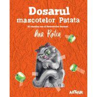 PX735_001w Carte Editura Arthur, Dosarul mascotelor Patata, Ana Rotea